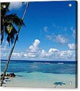 Samoan Paradise Acrylic Print