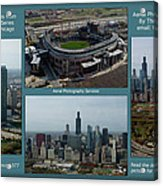 Sample Aerial Photography Services Readme Acrylic Print
