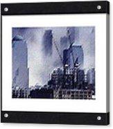 Sample Example Grey Acrylic Print