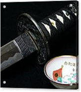 Samurai - The Way Of The Warrior - Bushido Acrylic Print