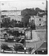 San Antonio 1918 Acrylic Print