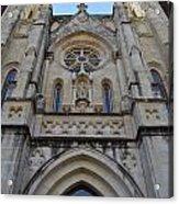 San Antonio Church 02 Acrylic Print