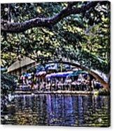 San Antonio Stroll Acrylic Print