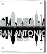 San Antonio Tx 4 Acrylic Print