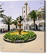San Bartolome Acrylic Print
