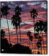 San Clemente Sunset Acrylic Print