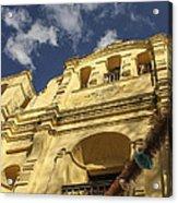 San Cristobal Church Acrylic Print