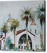 San Diego Acrylic Print