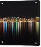 San Diego Reflections Acrylic Print