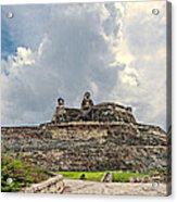 San Felipe Fort Acrylic Print