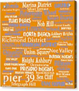 San Francisco 20130710p168 Acrylic Print by Wingsdomain Art and Photography