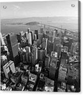 San Francisco Aerial Acrylic Print