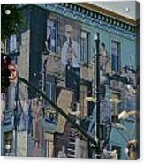 San Francisco Architecture Acrylic Print