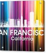 San Francisco Ca 2 Acrylic Print