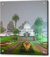 San Francisco Conservatory Of Flowers Acrylic Print