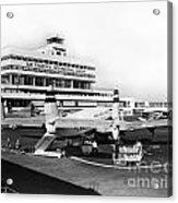 San Francisco International Airport Passenger Terminal Circa 195 Acrylic Print