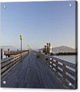 San Francisco Pier Acrylic Print