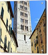 San Frediano Tower Acrylic Print