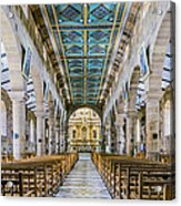 San Gil Cathedral  Acrylic Print