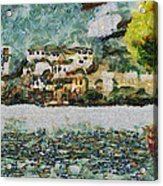 San Giulio Acrylic Print