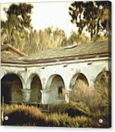San Juan Capistrano California Acrylic Print