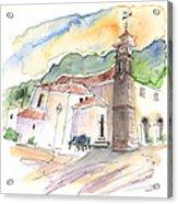 San Juan De La Rambla 05 Acrylic Print