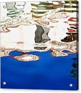 San Lagos Reflection 29424 Acrylic Print