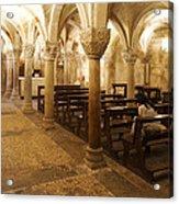 San Michele Chapel Acrylic Print