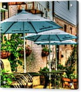 San Pellegrino Acrylic Print
