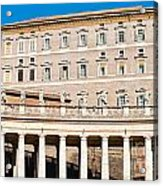 San Peter - Rome - Italy Acrylic Print