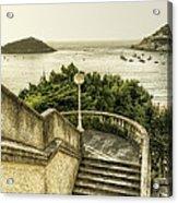 San Sebastian Acrylic Print