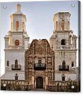 San Xavier Del Bac Acrylic Print