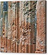 Sanctuary Of Artemis Acrylic Print by Gabriela Insuratelu