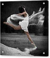 Sand Dance Acrylic Print