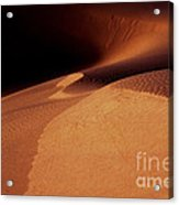 Sand Dunes 195 Acrylic Print