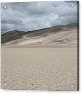 Sand Dunes Park Acrylic Print