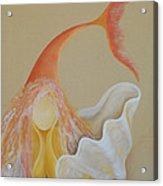 Sand Soul Acrylic Print