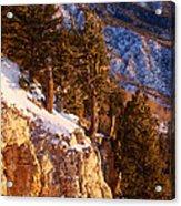 Sandia Peak Summit Albuquerque New Mexico Acrylic Print