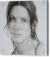Sandra Acrylic Print