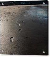 Sandsend 3 Acrylic Print