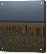 Sandy Hook At Dusk Acrylic Print
