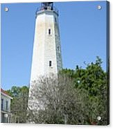 Sandy Hook Lighthouse II Acrylic Print