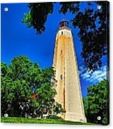The Sandy Hook Lighthouse Acrylic Print