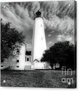Sandy Hook Lighthouse Acrylic Print