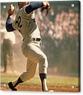 Sandy Koufax  Acrylic Print by Retro Images Archive