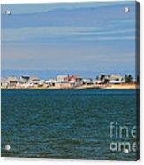 Sandy Neck Colony Acrylic Print