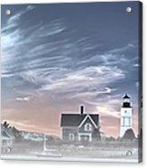 Sandy Neck Lighthouse Acrylic Print