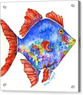 Sanford Fish Acrylic Print