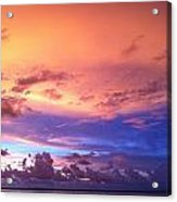Sanibel Island Sunset 4 Acrylic Print