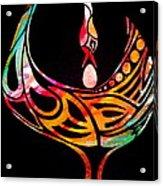 Sankofa Acrylic Print